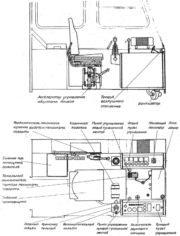 Кран рдк 250 схема электрическая фото 502